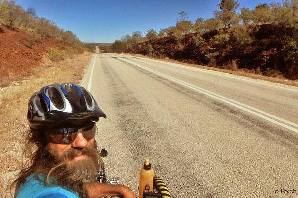 AU: Vor 50km/h downhill