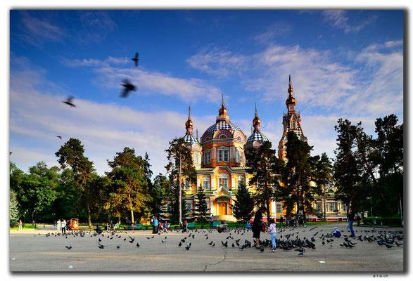 KZ0116.Almaty.Zenkov's Cathedral