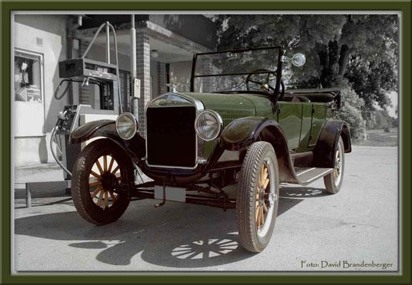 A0171.Ford Oldtimer.Gotland.SE