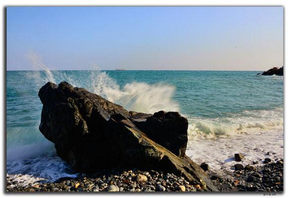 KR0278.Busan.Taejongdae.Deungdae Pebble Beach