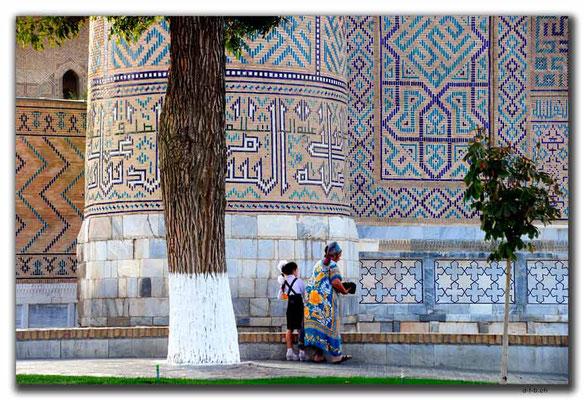 UZ0155.Samarkand.Bibi Khanym Mosque