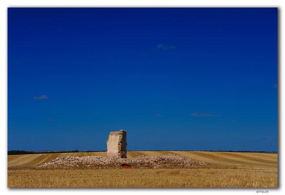 AU1082.York Peninsula.Ruine