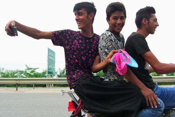 Iran: Motorrad 6