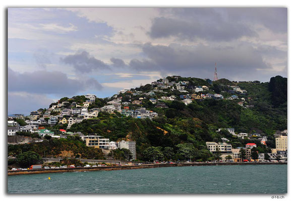 NZ0471.Wellington Mt.Victoria