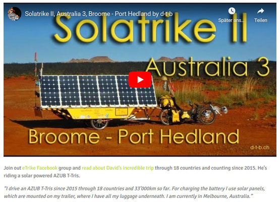 eTrike Blog 2