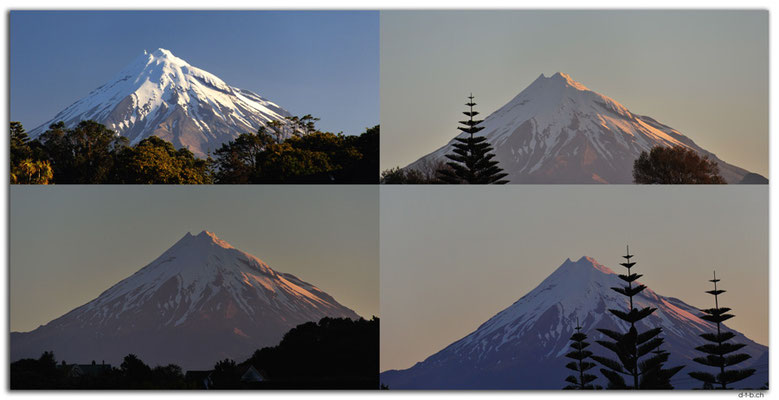 NZ0371.New Plymouth.Mt.Taranaki