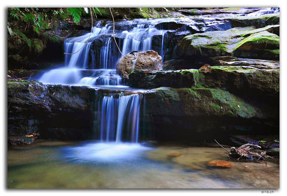 AU1720.Blue Mountains.Leura Falls