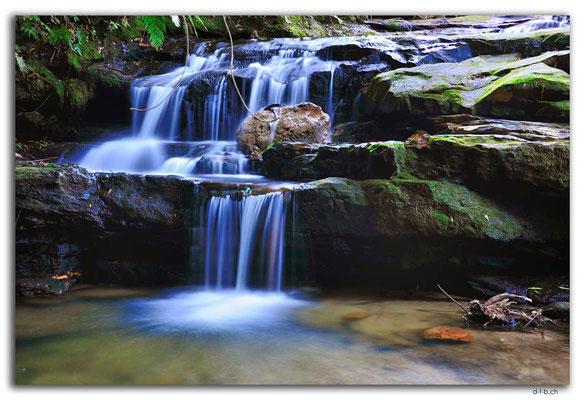 AU1720.Blue Mountains.Leura Falls