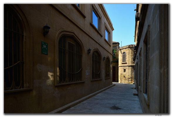 AZ064.Baku.Oldtown