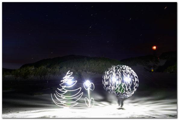 DE057 Amrum.Lichtmalerei