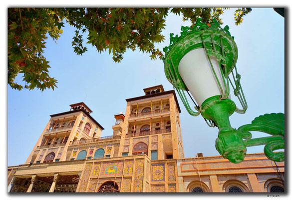 IR0245.Tehran.Golestan Palace.Shams-ol-Emareh.