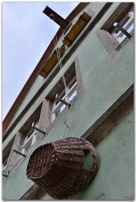 DE172.Rothenburg ob der Tauber,Korb