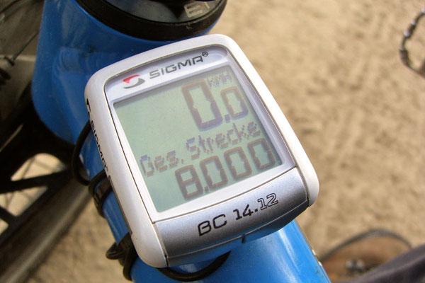 TR: Solatrike hat 8000 km