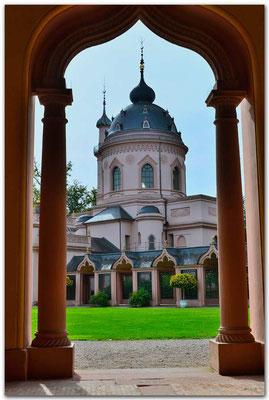 DE200.Schwetzingen.Moschee im Schlossgarten