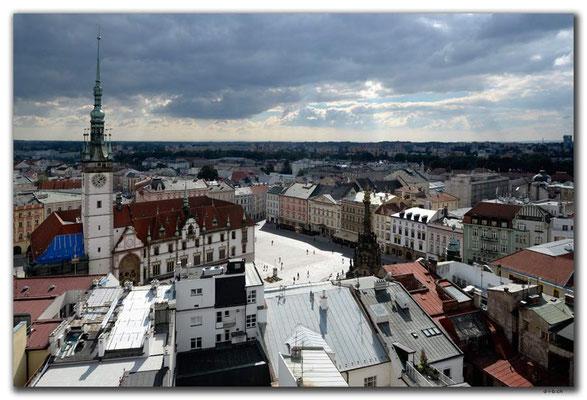 CZ116.Olomouc.Aussicht vom St.Moritz