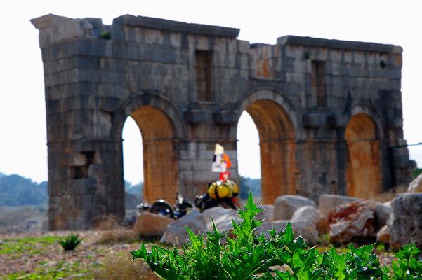 TR: Solatrike in Patara