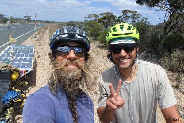 Kellen from Sydney, Nullarbor, Australien
