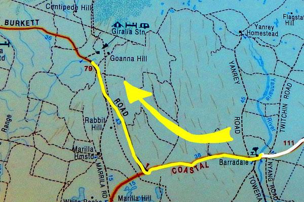 Tag 327: Barradale Rest Area - Giralia Bay