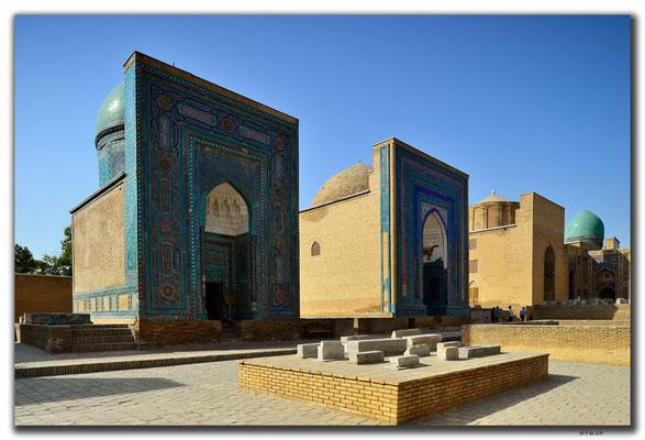 UZ0153.Samarkand.Shah-i Zinda