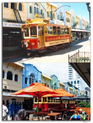 NZ0743.Christchurch.New Regent Street.1998+2020