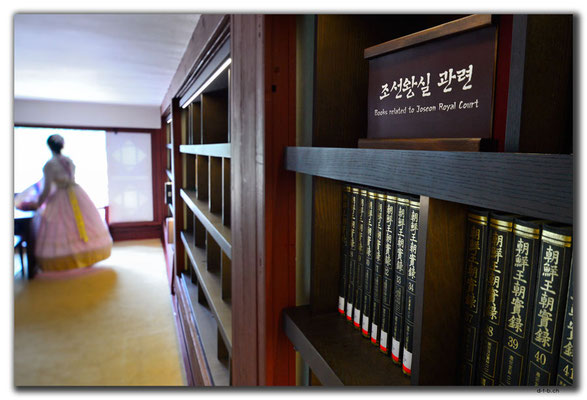 KR0040.Seoul.Gyeongbokgung Palace.Bibliothek