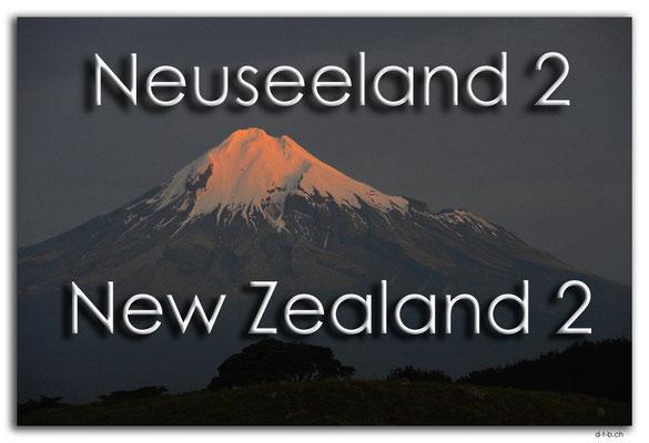 Fotogalerie Neuseeland 2 / Photogallery New Zealand 2
