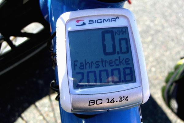 PL: Solatrike hat 2000 km