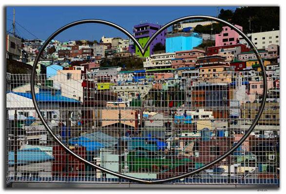 KR0307.Busan.Gamcheon Cultural Village