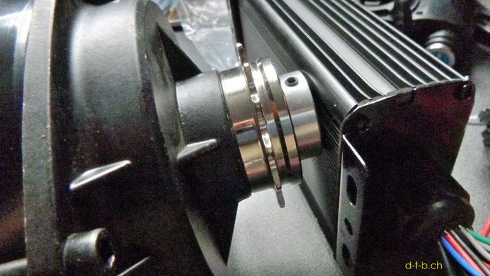 NZ: Solatrike mit neuem Motor und Controller