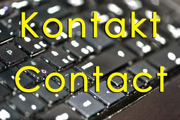 Kontakt - Contact