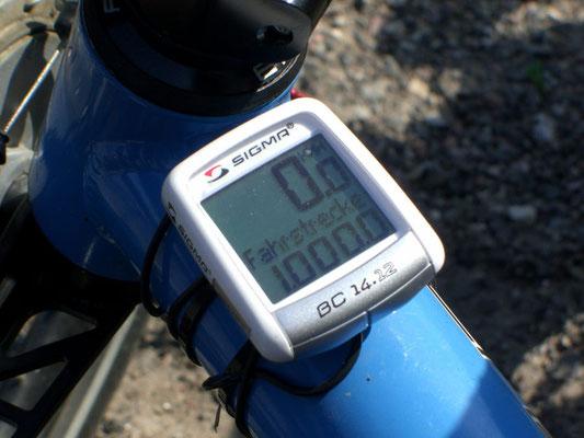 PL: Solatrike hat 1000.00 km