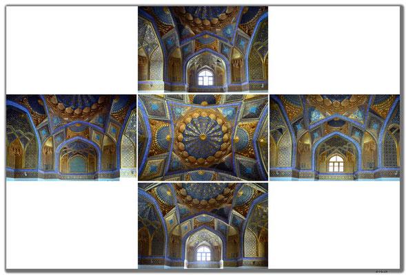 UZ0012.Samarkand.Ak-Saray Mausoleum