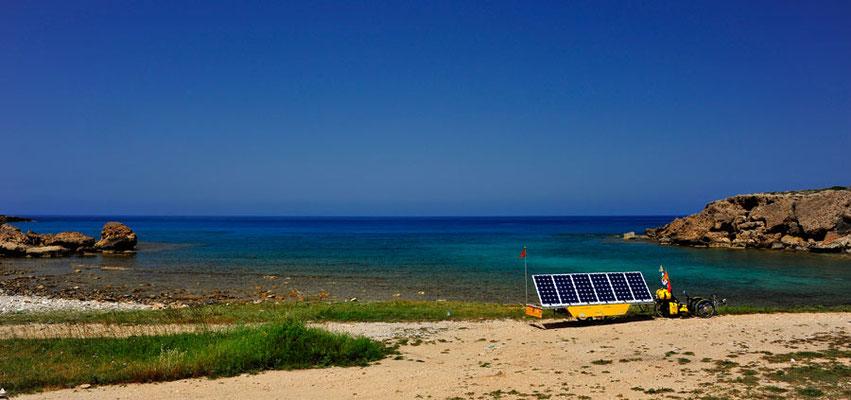 CTR: Solatrike in Nisi Sernos