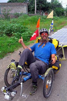 IR: Solatrike erreicht 13'000 km
