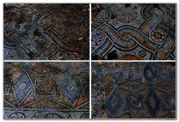 GR0409.Athen.Mosaike im Nationalgarten
