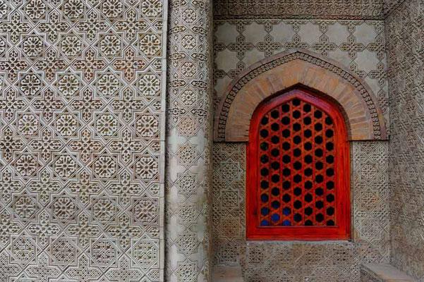Kazakhstan.Aysha Bibi Mausoleum