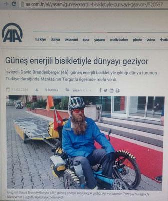 TR: Türkische Presse in Turgutlu