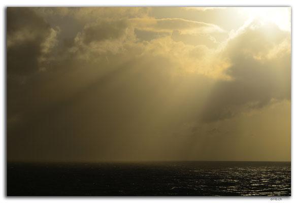 AU1261.Bass Strait.Wolken