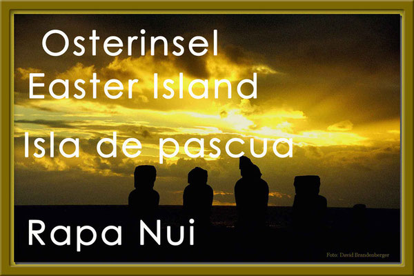 Fotogalerie Osterinsel / Photogallery Easter Island