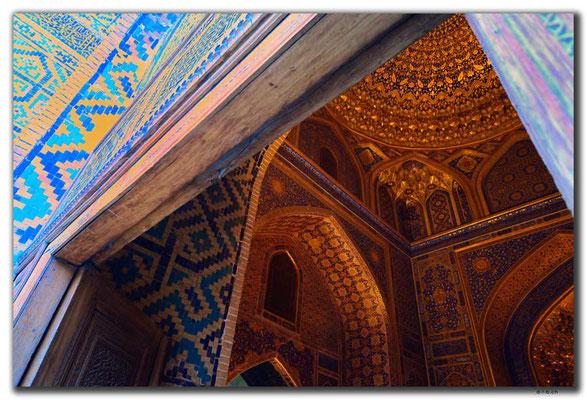 UZ0056.Samarkand.Registan.Tilla-Kari Medressa