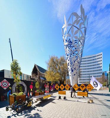 NZ: Solatrike at Chalice in Christchurch