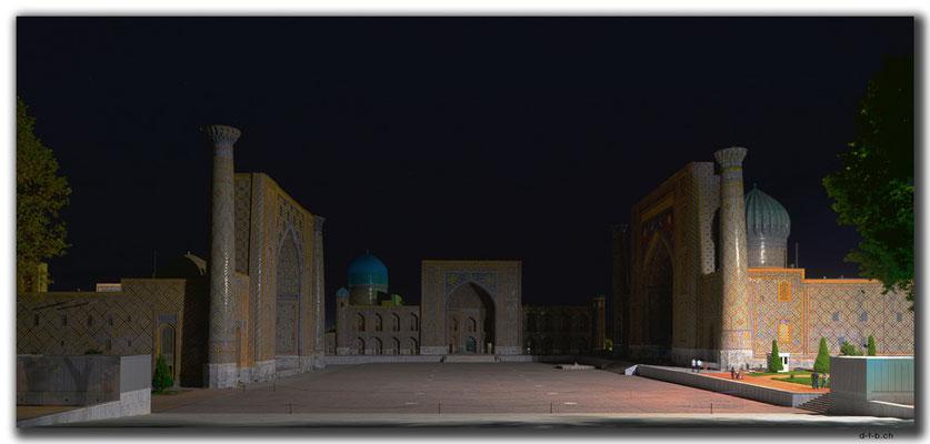 UZ0126.Samarkand.Registan