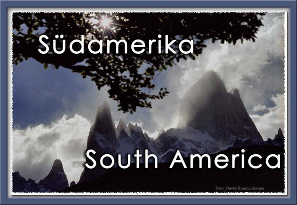 Fotogalerie Südamerika / Photogallery South America