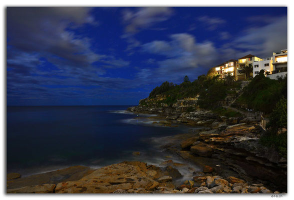 AU1580.Sydney.Bondi Cliffs