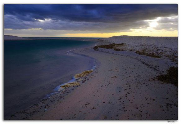 AU1103.Adelaide.Beach.Sonnenuntergang