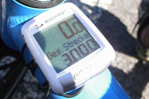 CZ: Solatrike hat 3000 km