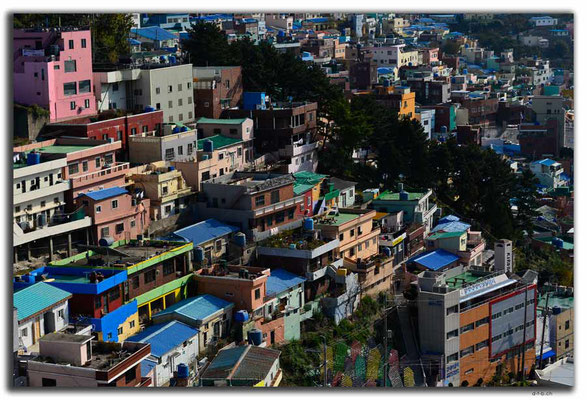 KR0297.Busan.Gamcheon Cultural Village