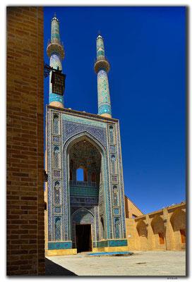 IR0223.Yazd.Jame Mosque