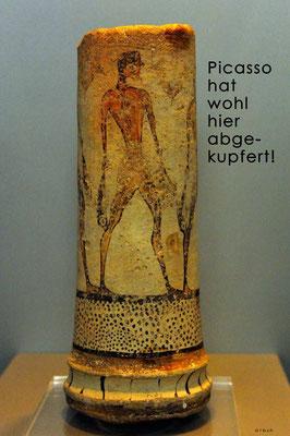 Griechenland.Archäologisches Museum Athen