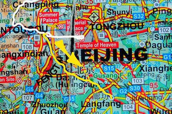 Tag 266:  Beijing 北京市 -  Langfang 廊坊市